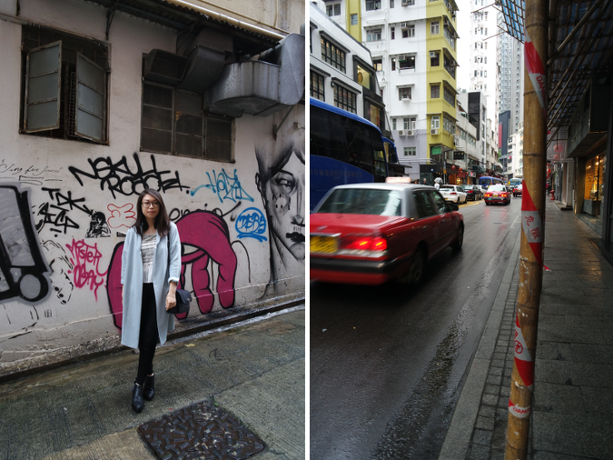 Daisybutter - Hong Kong Lifestyle and Fashion Blog: Hong Kong photo diary, travel diary, sheung wan brunch pmq, Michelle Chai blog