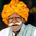 Rajasthani Portrait by SaurabhChatterjee