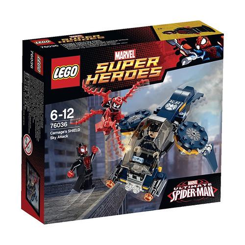 LEGO Marvel Super Heroes 76036