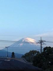 Mt.Fuji 富士山 4/30/2015