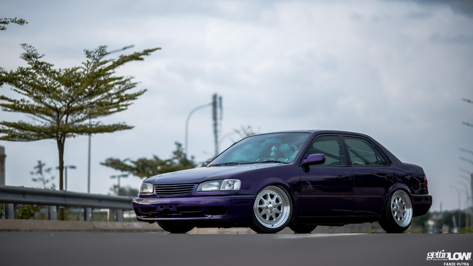 Toyota Corolla LACS