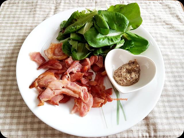 160716 煙燻鴨肉&萵苣沙拉-01