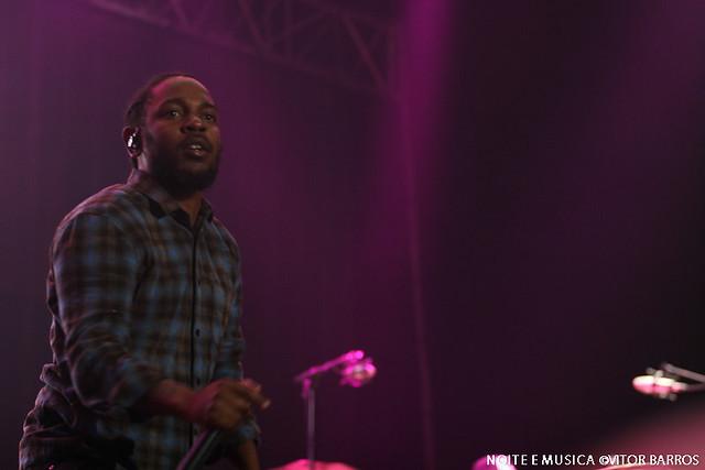 Kendrick Lamar - Super Bock Super Rock '16