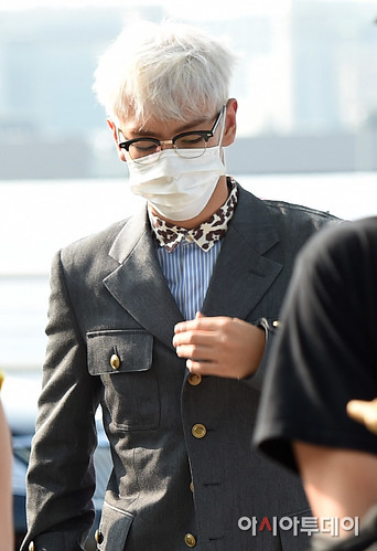 Big Bang - Incheon Airport - 07aug2015 - Press - 04