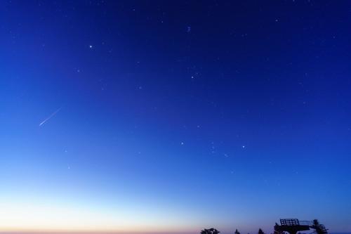 batis2818 shootingstar α7rⅱ ペルセウス座流星群 a7rm2 perseid a7rii orion 矢板市 栃木県 日本 jp