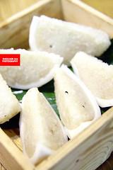 海南椰香饭 (Glutinous Rice Cooked In Coconuts…