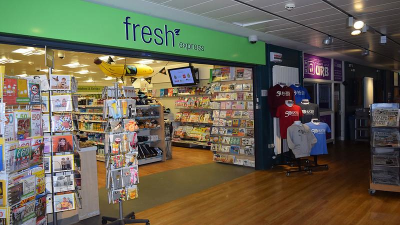 Fresh Express store