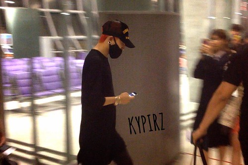 Big Bang - Thailand Airport - 10jul2015 - rebellepirz - 02