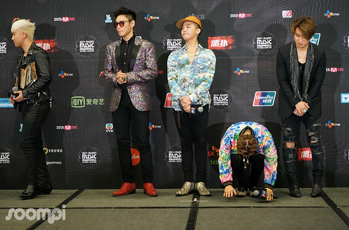 Big Bang - MAMA 2015 - 02dec2015 - Soompi - 07
