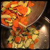 #homemade sautéed #zucchini #carrots #garlic #CucinaDelloZio - sautée in olive oil and unsalted #butter