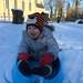 Winnaar sneeuwpret