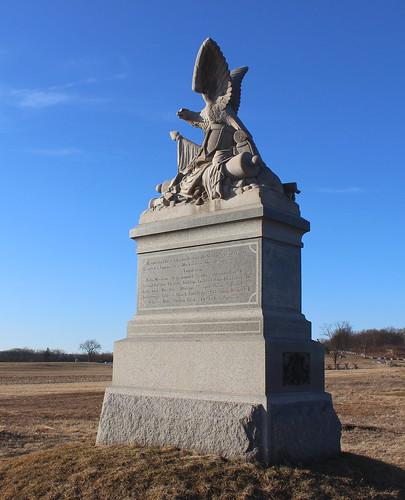Gettysburg Day 1, 88th Pennsylvania Infantry