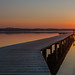 Sunset panorama  (Explore) by hjuengst