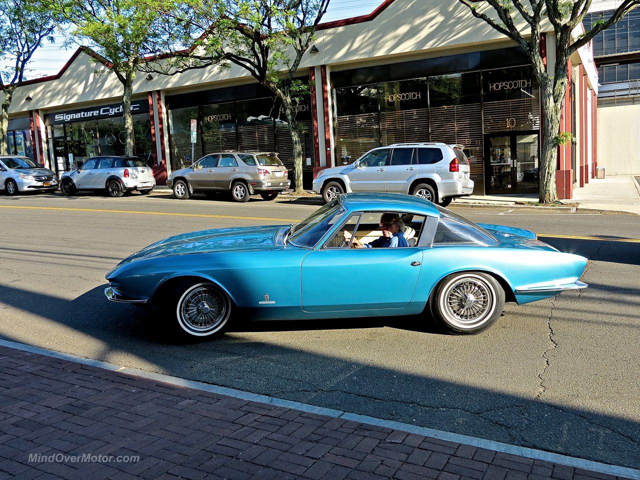 Corvette Rondine in Greenwich Side