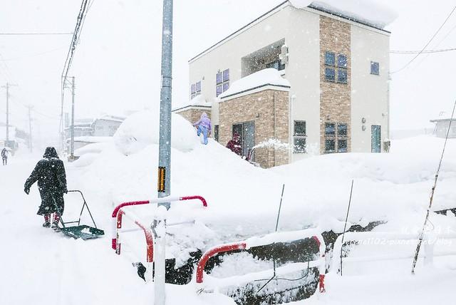 20150214米澤雪燈籠-04米澤市區-1330008