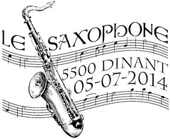 13 LE SAXOPHONE Dinant