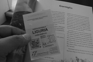 Corniglia - Train ticket