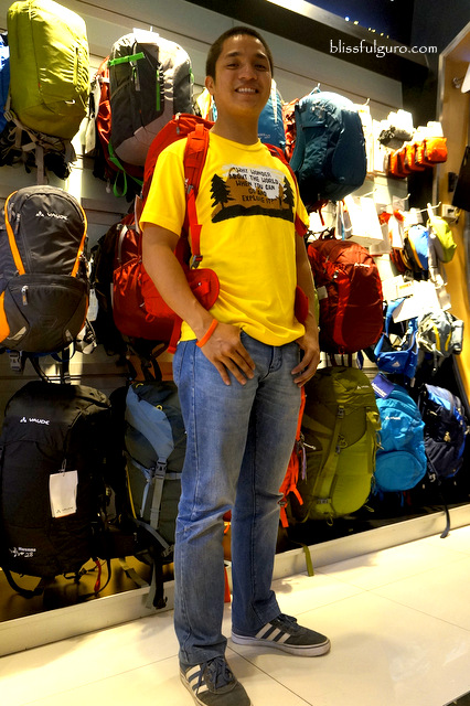 Vaude Store Manila