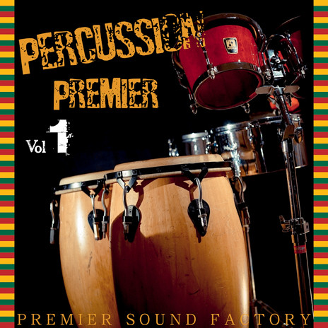 Percussion Premier Vol.1