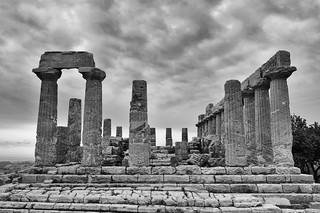 La Valée des Temples : le Temple d'Hera