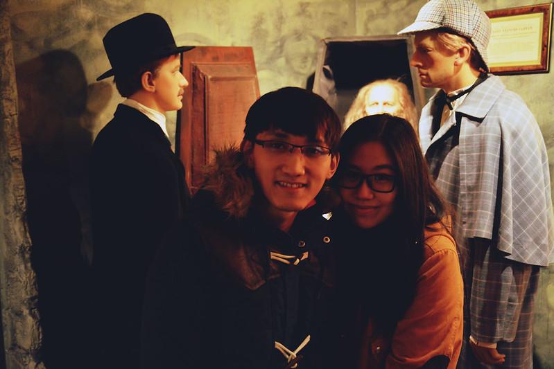 Sherlock museum