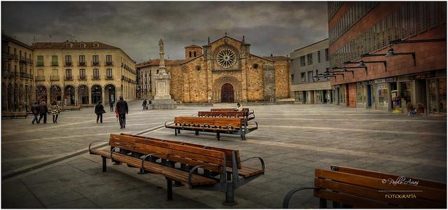 (065/15) Iglesia de San Pedro (Avila)