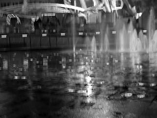 Rainy Manchester