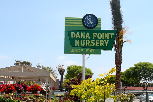 Dana Poinr Nursery, Dana Point, CA