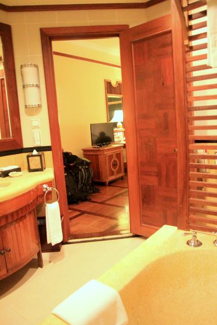 Sokha Angkor Resort Siem Reap Toilet and Bath