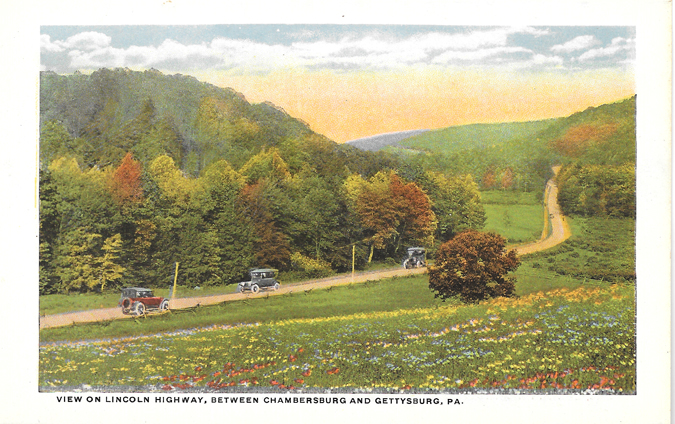 Lincoln Highway Postcards-13
