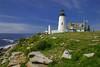 Pemaquid Lighthouse, Maine, USA