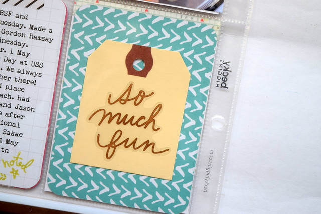 Use a plain tag to help your sentiment pop!