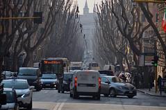 The Street (Via Merulana) in Rome