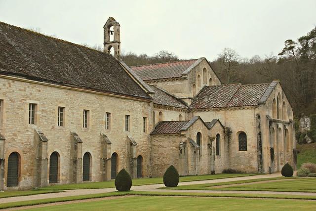 Fontenayn luostari