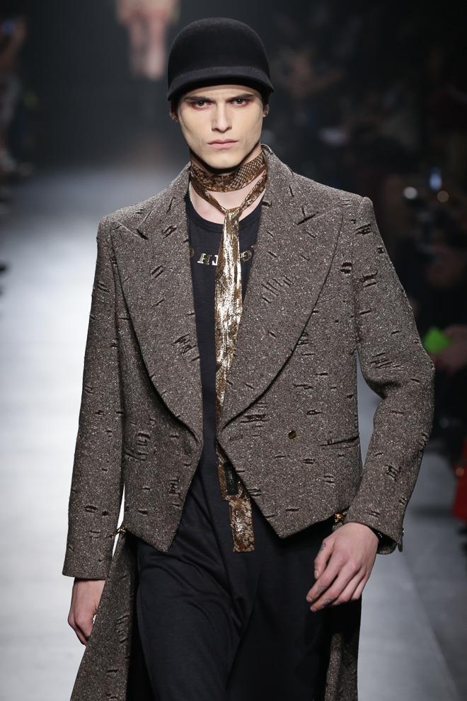 FW15 Tokyo DRESSCAMP135_Arthur Daniyarov(fashionsnap.com)