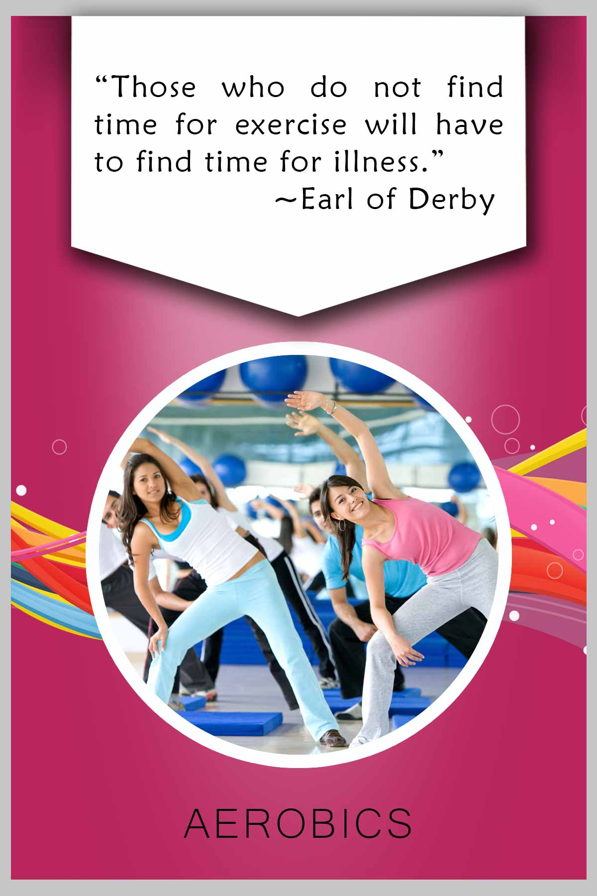 Aerobics by MCBS KalaGramam