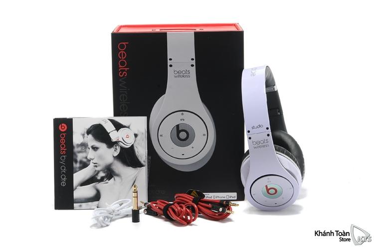 Tai nghe Beats Studio Wireless uy tín giá rẻ tại hcm