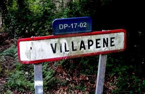 imagen graciosa de señal Villapene