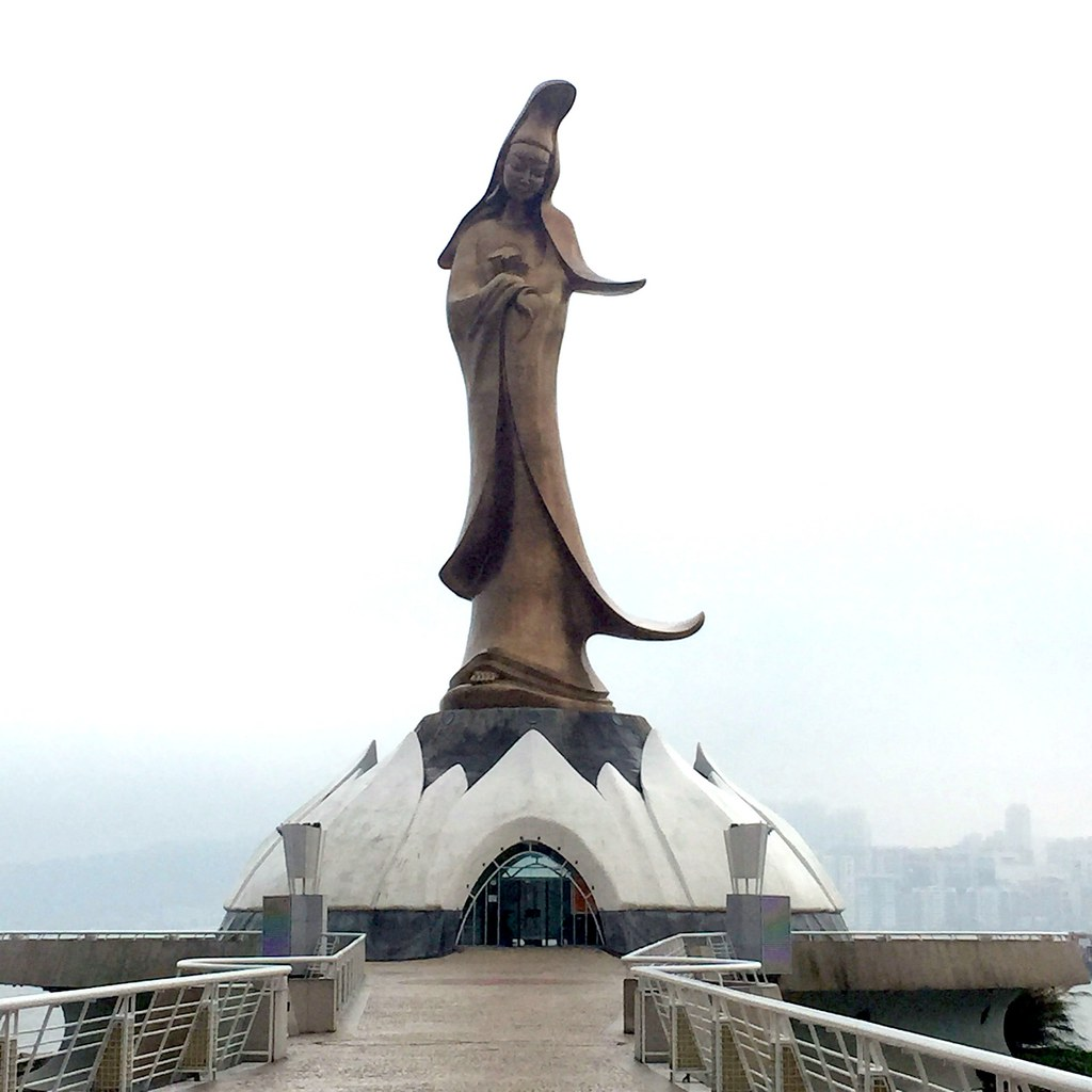 goddess of mercy Macau