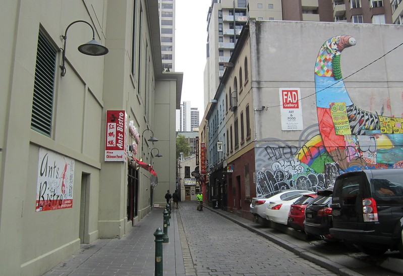 Corrs Lane, Melbourne