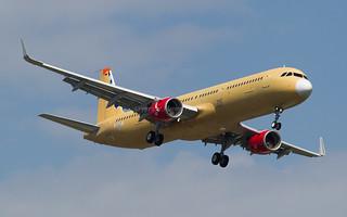 D-AVZY //N Avianca Airbus A321-200 - cn 6511