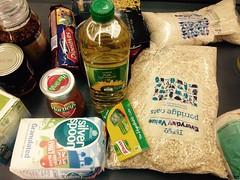 Food Bank Shopping
