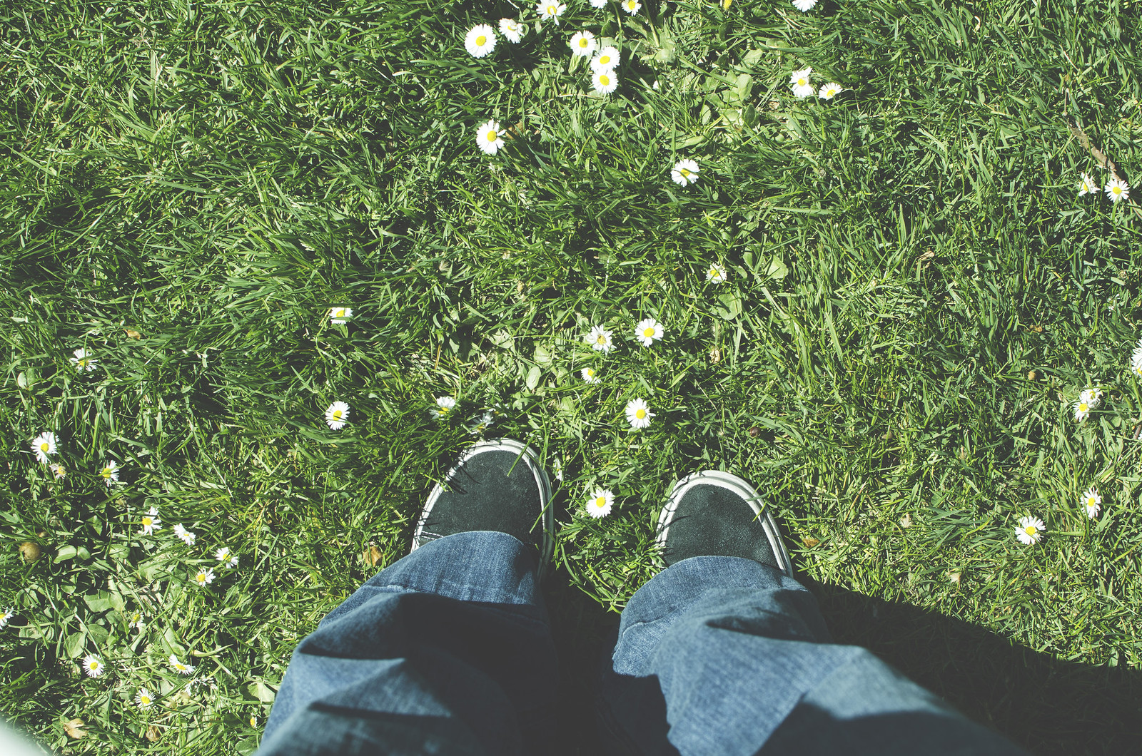Springtime, London