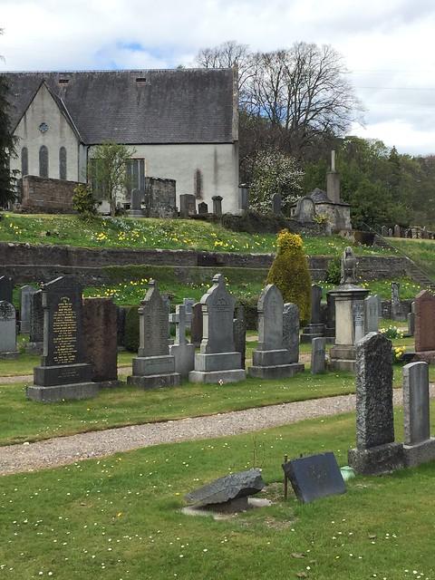 Mortlach Church