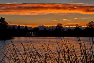 Sunset, Denver