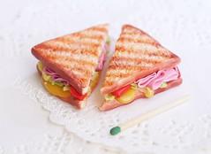 1/3 scale sandwiches