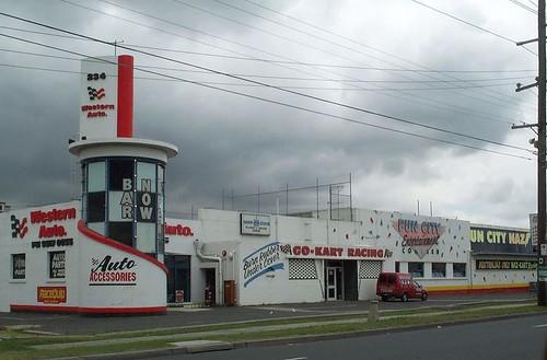 Pilkington ACI  Ballarat Road  in  1999
