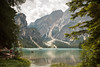 AigarsR posted a photo:	The Pragser Wildsee, or Lake Prags, Lake Braies (Italian: Lago di Braies; German: Pragser Wildsee) is a lake in the Prags Dolomites in South Tyrol, Italy. It belongs to the municipality of Prags which is located in the Prags valley.