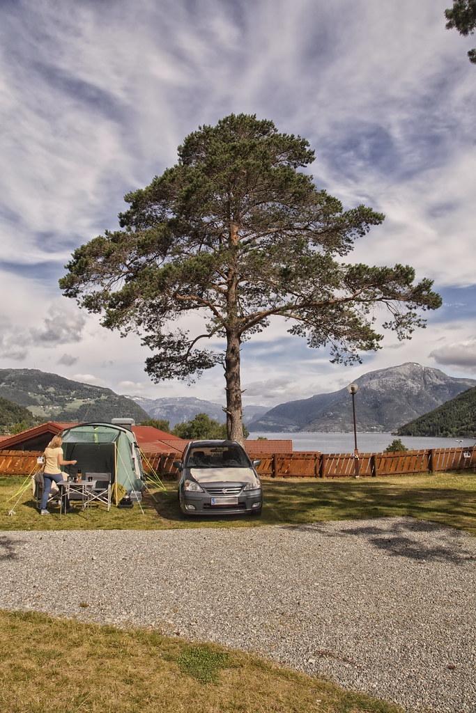 Kinsarvik Camping i Hardanger