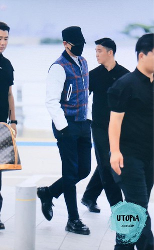 Big Bang - Incheon Airport - 25aug2015 - Utopia - 07